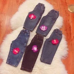 Other - Bundle of 5 boy jeans